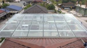 Glass Roofing Puchong 1