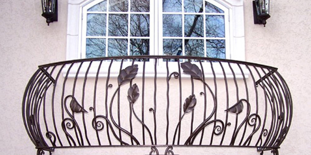 Steel Work Puchong Wrought Iron Grill