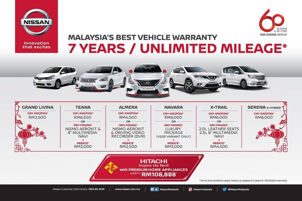 Nissan Car Promotion Kepong Centre U2013 2018 Price List